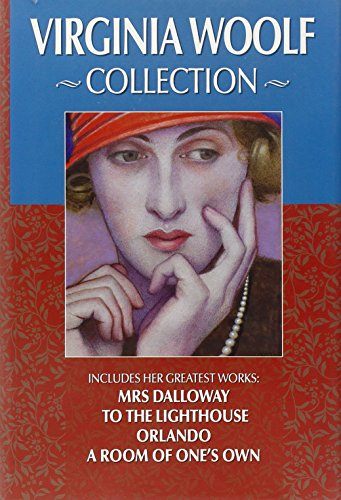 9781782125457: Virginia Woolf Collection: Includes Her Greatest Works -- Mrs. Dalloway, Orlando, to the Lighthouse, a Room of One's Own
