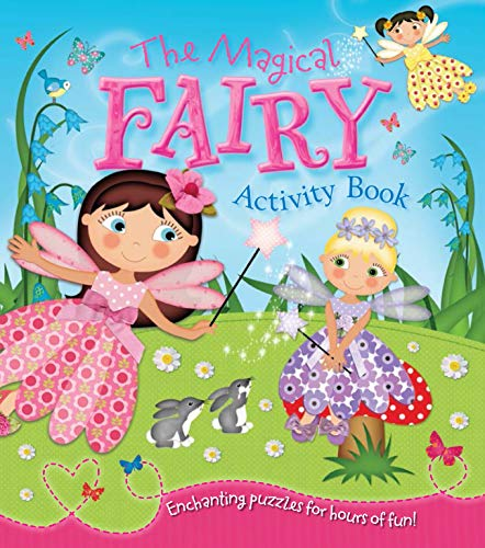 The Magical Fairy Activity Book: Arcturus Publishing