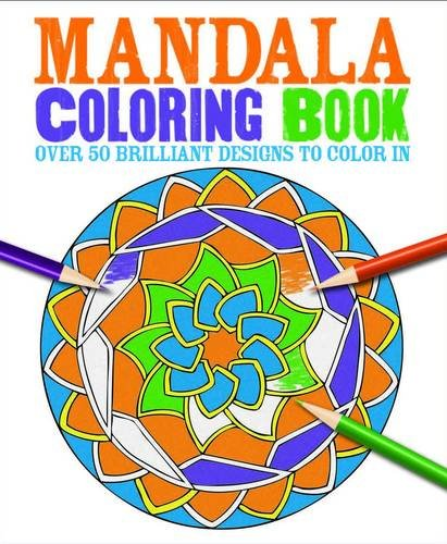 Mandalas Colouring Book (Colouring Books): Arcturus Publishing