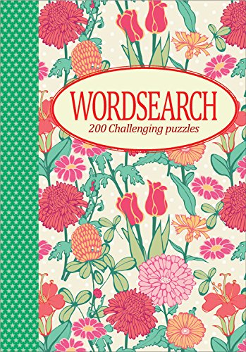 9781782128731: Wordsearch: 200 Challenging Puzzles (Elegant Puzzle)
