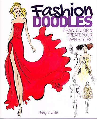 9781782129639: Fashion Doodles