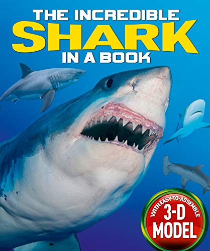 The Incredible Shark in a Book: Bampton, Claire