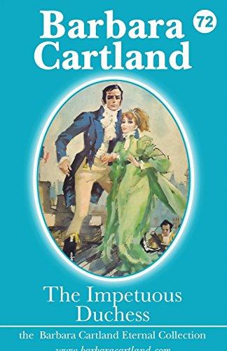 The Impetuous Duchess (Paperback): Barbara Cartland