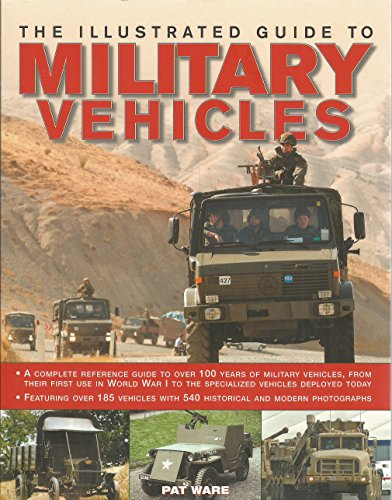 9781782141921: The Illustrated Guide to Military Vehicles