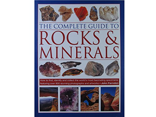 9781782142089: The Complete Guide to Rocks & Minerals
