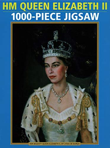 9781782143475: Jigsaw: HM Queen Elizabeth II: 1000-piece jigsaw