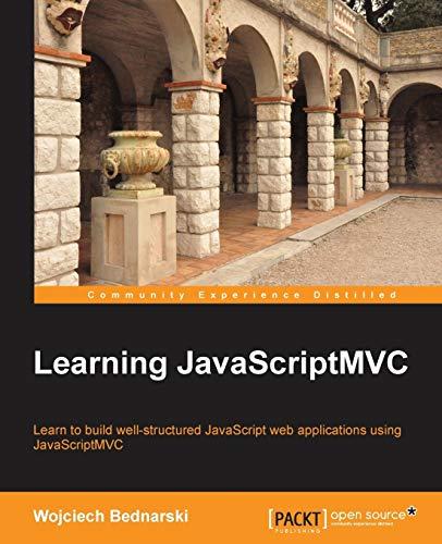 9781782160205: Learning JavaScriptMVC