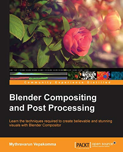 9781782161127: Blender Compositing and Post Processing