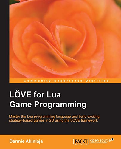 9781782161608: Love2d for Lua Game Programming