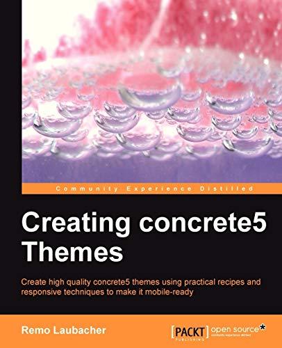 9781782161646: Creating Concrete5 Themes
