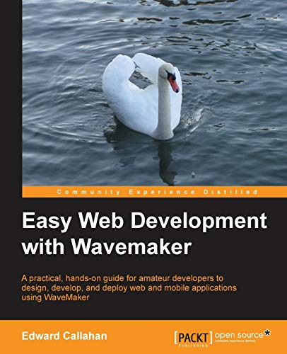 9781782161783: Easy Web Development with WaveMaker