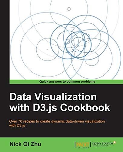 9781782162162: Data Visualization with D3.Js Cookbook