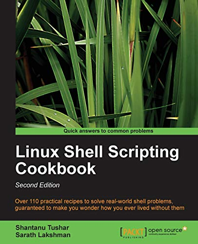 9781782162742: Linux Shell Scripting Cookbook, Second Edition