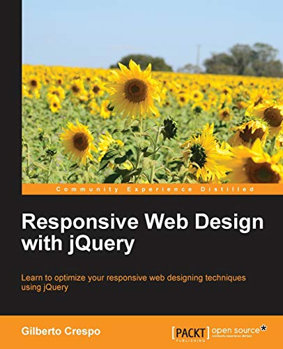 9781782163602: Responsive Web Design with Jquery