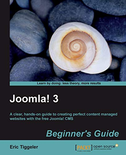 9781782164340: Joomla! 3 Beginner's Guide