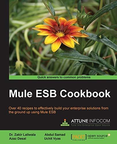 9781782164401: Muleesb Cookbook