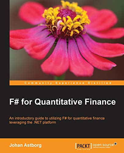 9781782164623: F# for Quantitative Finance