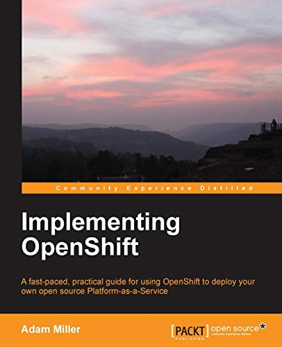 9781782164722: Implementing OpenShift