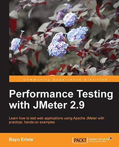 Performance Testing with Jmeter 2.9: Erinle, Bayo