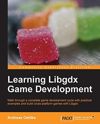 9781782166047: Learning Libgdx Game Development