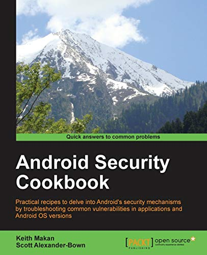 9781782167167: Android Security Cookbook