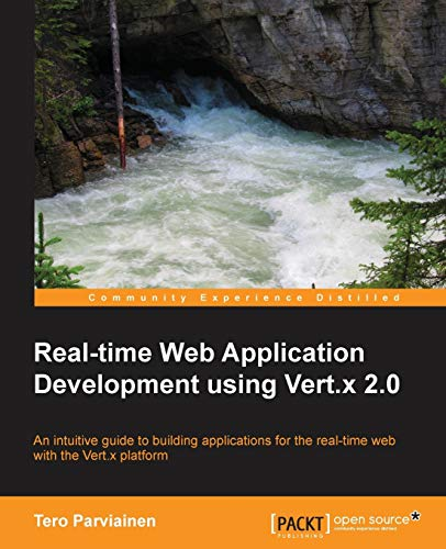 9781782167952: Real-time Web Application Development using Vert.x 2.0