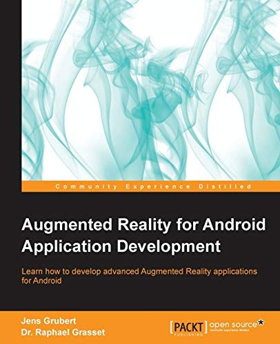9781782168553: Augmented Reality for Android Application Development