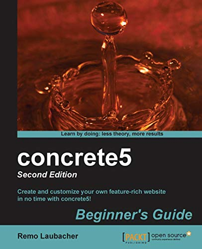 9781782169314: concrete5 Beginner's Guide - Second Edition