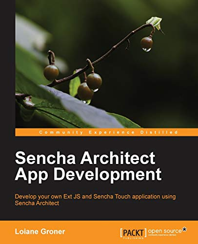 9781782169819: Sencha Architect App Development