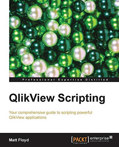 9781782171669: QlikView Scripting