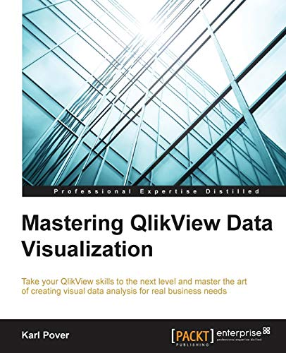 9781782173250: Mastering QlikView Data Visualization