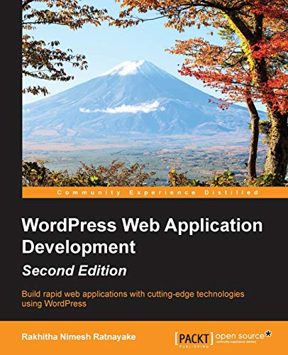 9781782174394: WordPress Web Application Development - Second Edition