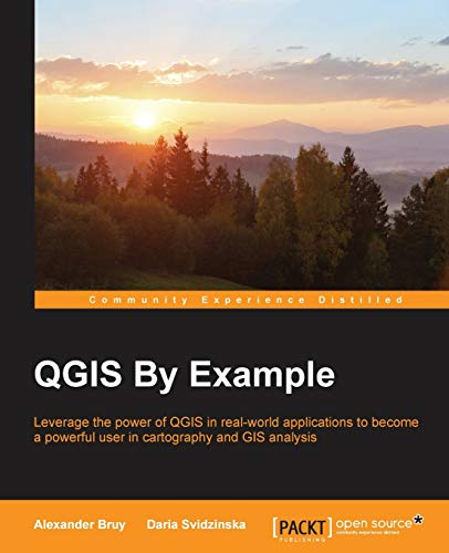 9781782174677: QGIS By Example