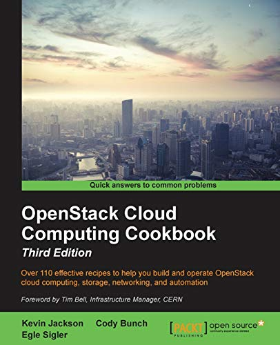 9781782174783: OpenStack Cloud Computing Cookbook - Third Edition