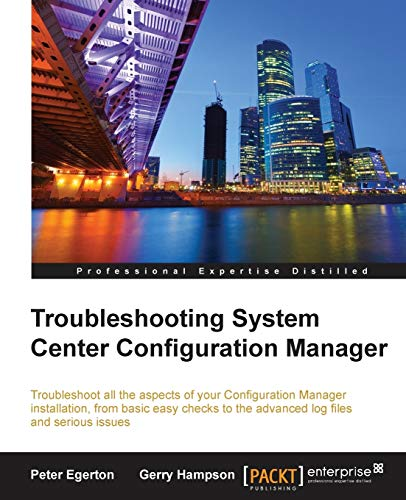 9781782174844: Troubleshooting System Center Configuration Manager