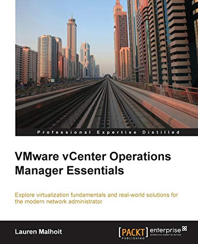 9781782176961: Vmware Vcenter Operations Manager Essentials