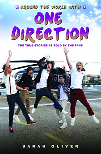 9781782194446: Around the World with One Direction: The True Stories as Told By the Fans