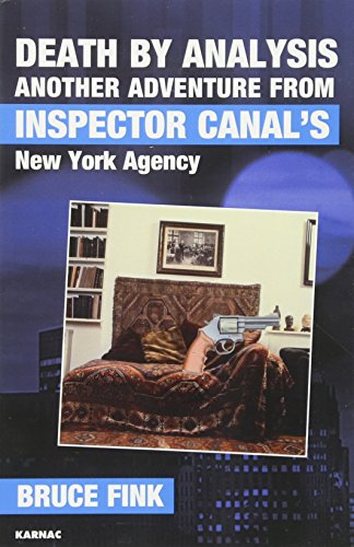 9781782200314: Death by Analysis: Another Adventure from Inspector Canal's New York Agency (Karnac Library Series)