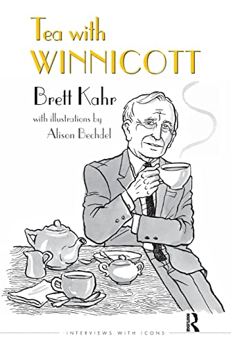 9781782203421: Tea with Winnicott (Interviews with Icons) (The Interviews with Icons Series)