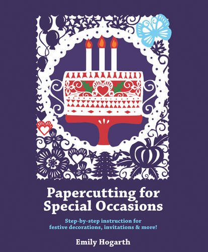 9781782210030: Papercutting for Special Occasions