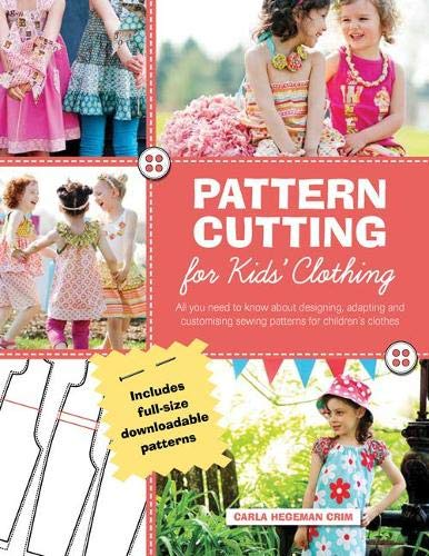 9781782210283: Pattern Cutting for Kids' Clothing