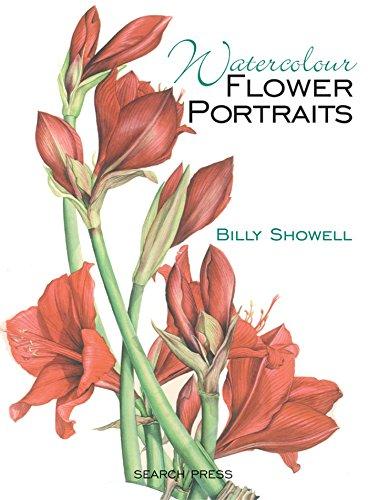 9781782210825: Watercolour Flower Portraits