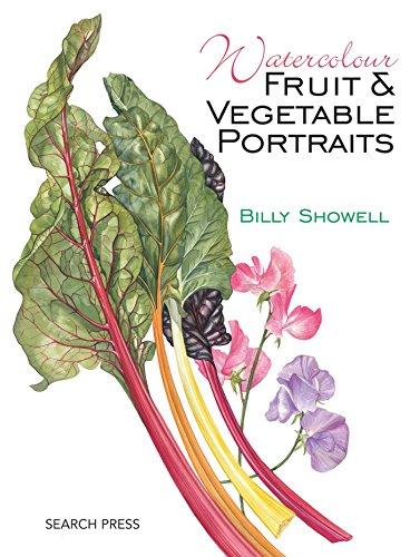 9781782210832: Watercolour Fruit and Vegetable Portraits