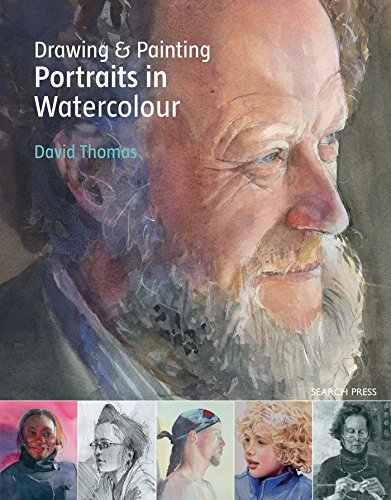9781782210917: Drawing & Painting Portraits in Watercolour