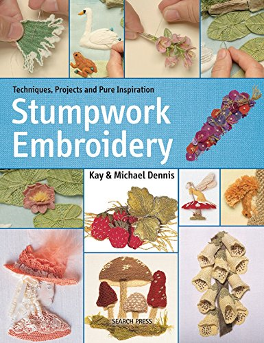 9781782211020: Stumpwork Embroidery
