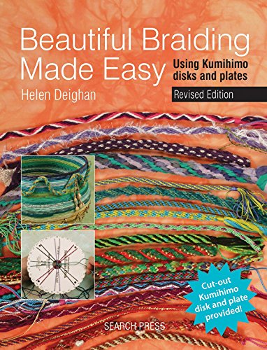 9781782211303: Beautiful Braiding Made Easy: Using Kumihimo Disks and Plates