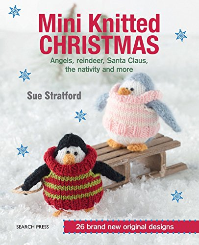 9781782211563: Mini Knitted Christmas
