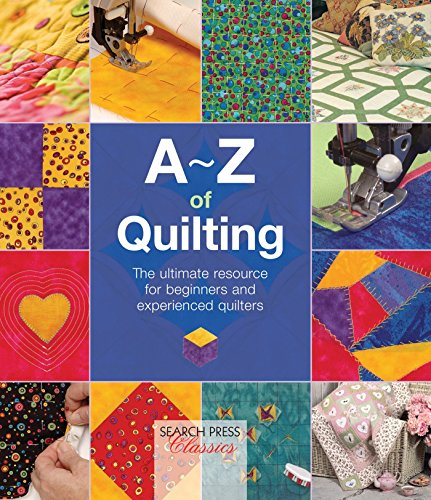 A-Z of Quilting (Paperback): Country Bumpkin Publications