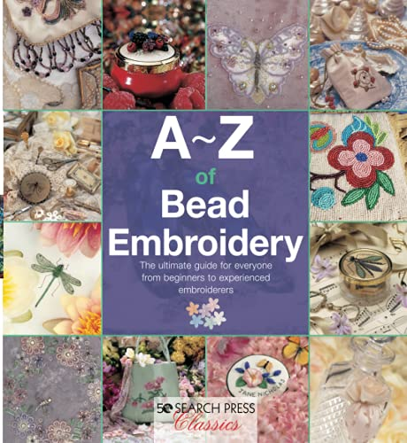 A-Z of Bead Embroidery: Country Bumpkin Publications