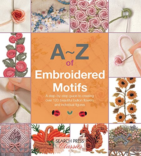 A-Z of Embroidered Motifs (Paperback): Country Bumpkin Publications